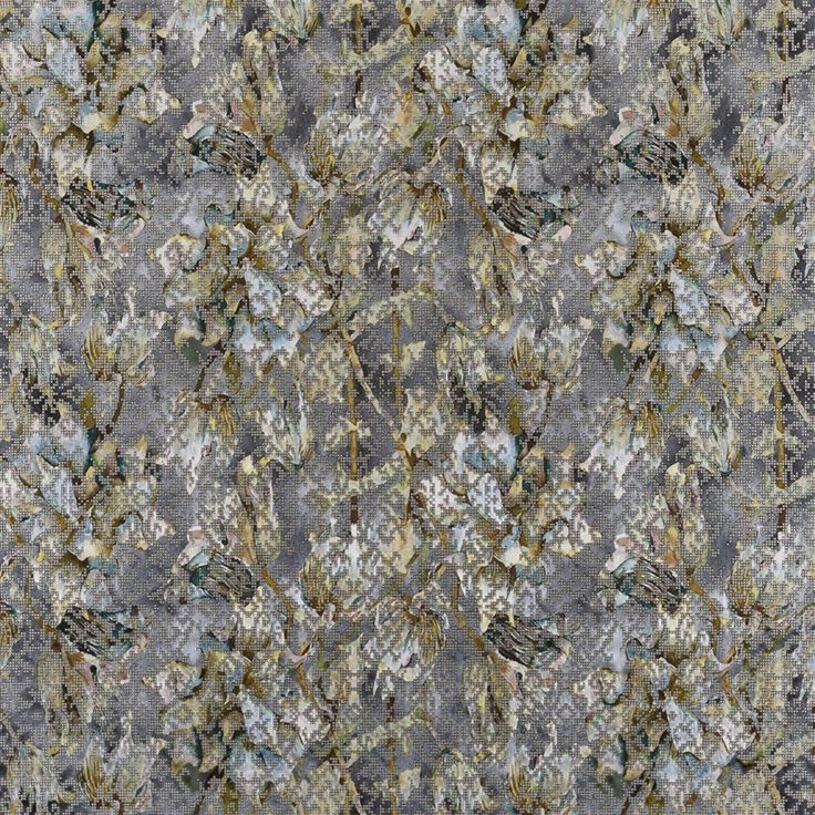 Bardiglio Zinc Fabric | Designers Guild