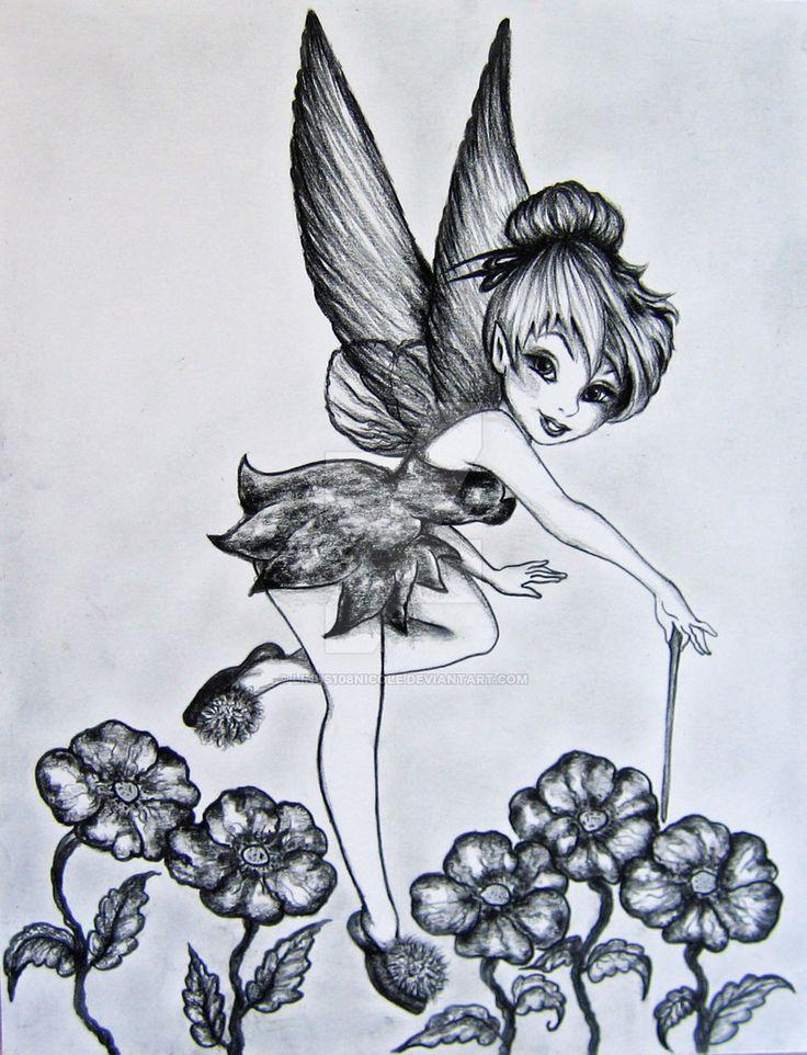 Tinkerbell's Wand by linus108Nicole.deviantart.com on @DeviantArt