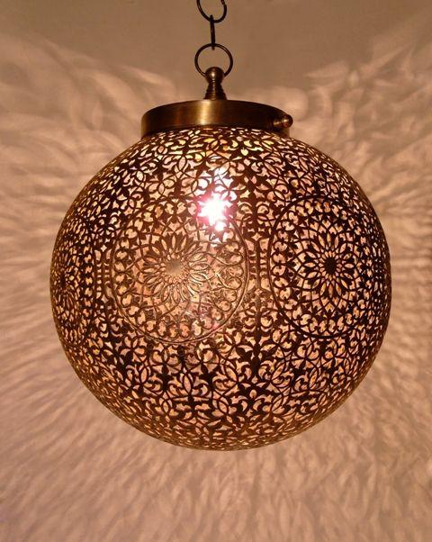 Orientalische Lampen und Hängeleuchten, marokkanisch-orientalischen Lampen, Laternen