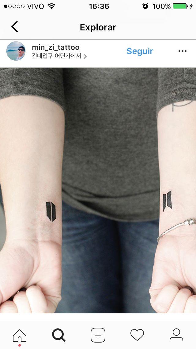 BTS & Army tattoos