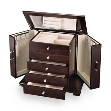 Kohls Jewelry Box Inspiration 8 Best Jewellery Boxes Images On Pinterest  Wooden Jewelry Boxes Inspiration Design