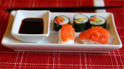 Non è una novità per nessuno la mia nuova passione per il sushi: quest'anno è stato davvero il mio cibo preferito, quello che avrei mangiato sempre, il comfort food per eccellenza. L'ho preparato i...