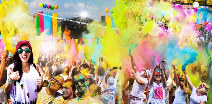 Favorite festival holi