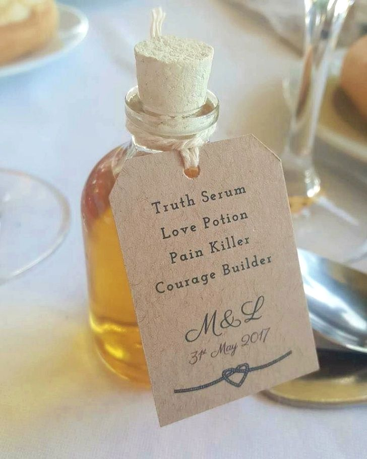 Puttheringonme Info Nbspputtheringonme Resources And Information Alcohol Wedding Favors Wedding Favor Sayings Copper Wedding Favors