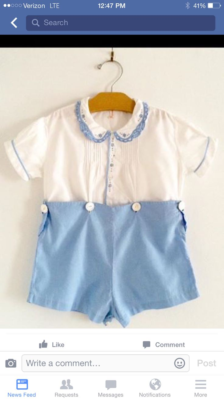 Vintage Inspired Baby Clothes 44