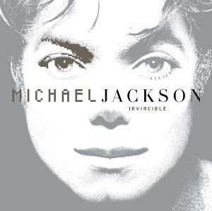 Michael Jackson - Invincible Album Cover