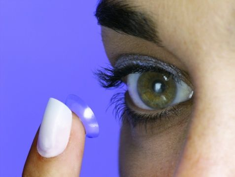 Astigmatism Contact Lenses - Duette Progressive - No Reading Glasses - SynergEyes