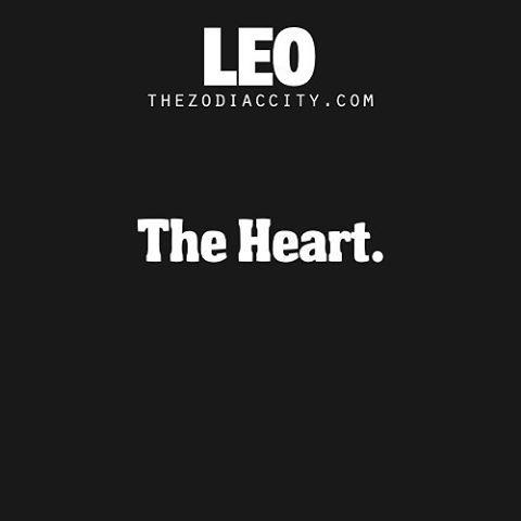 #leo #zodiaccity | TheZodiacCity.com