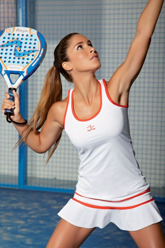 Vestido de una pieza #paddle #tennis #nafftabynaxxai
