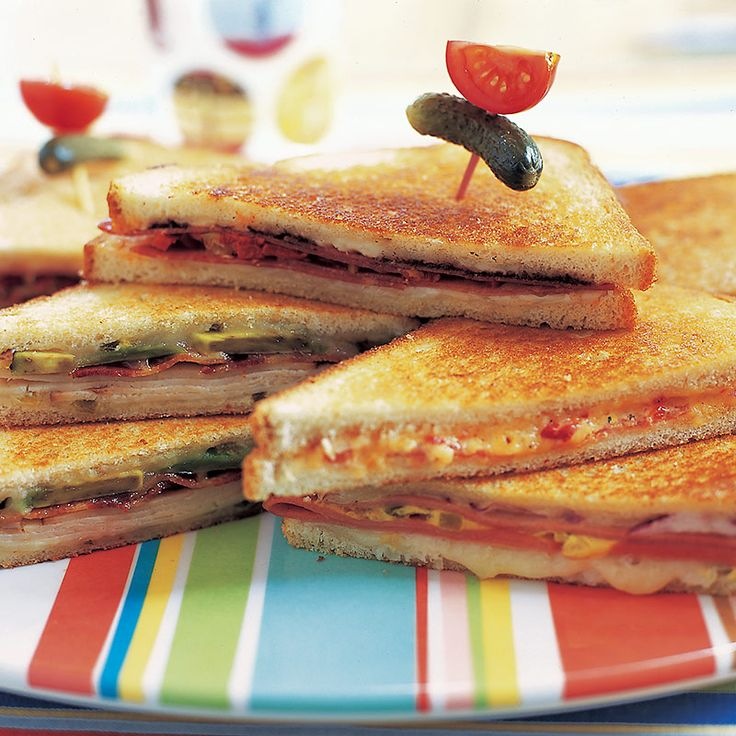 Little Italy Grilled Cheese Sandwiches Recipe - Cook's Country from Cook's Country