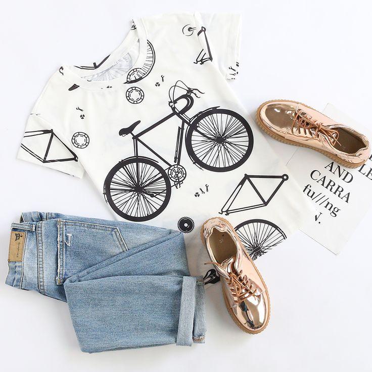 Ride a bike~