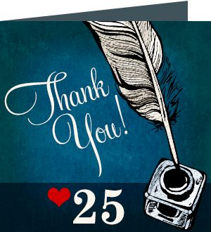 Kelly W. just received a Care2 Thank You Note