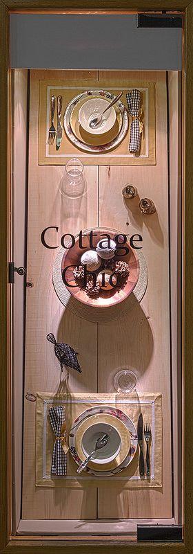 Home Fashion Themed Window Displays 2014. Visual Merchandising Arts, School of Fashion at Seneca College.
