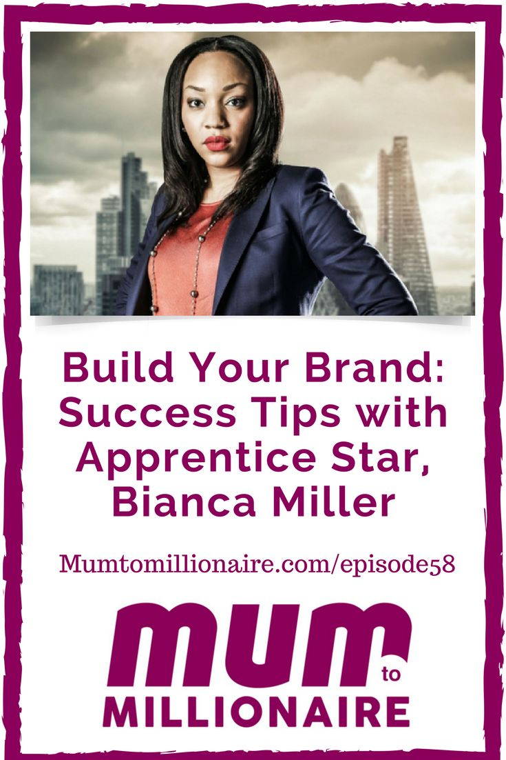 We have  Bianca Miller on the show to talk about how to build a successful brand! Bianca is the owner of Bianca Miller London nude hoisery. Back in 2014, she barely missed out on winning the hit London business show, the Apprentice.