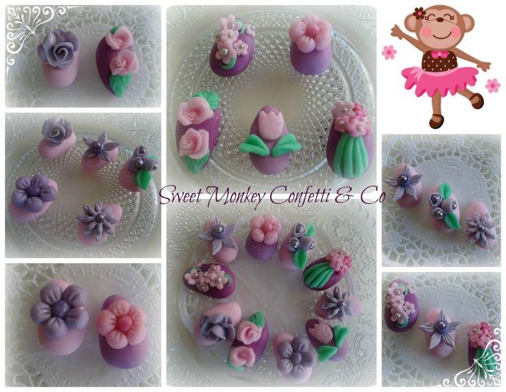 Confetti in rosa