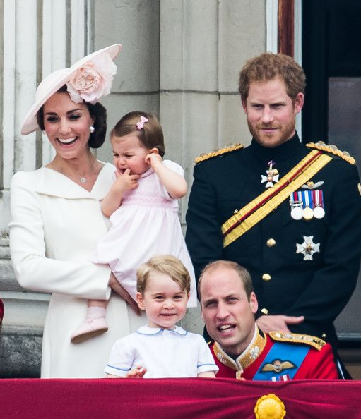Royal Family Around the World: Britain's Royals Attends the Trooping The Colour…