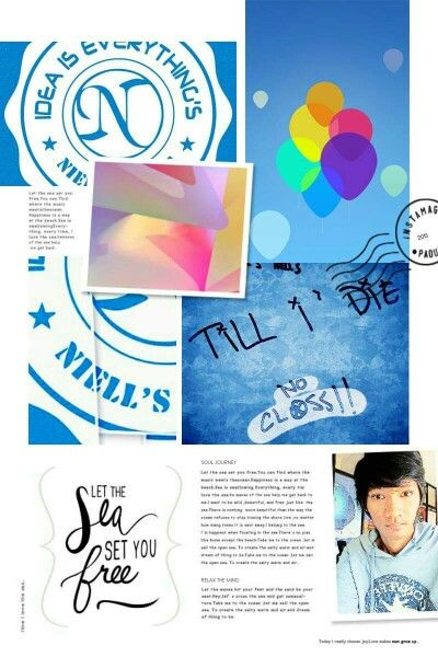 Cover layout