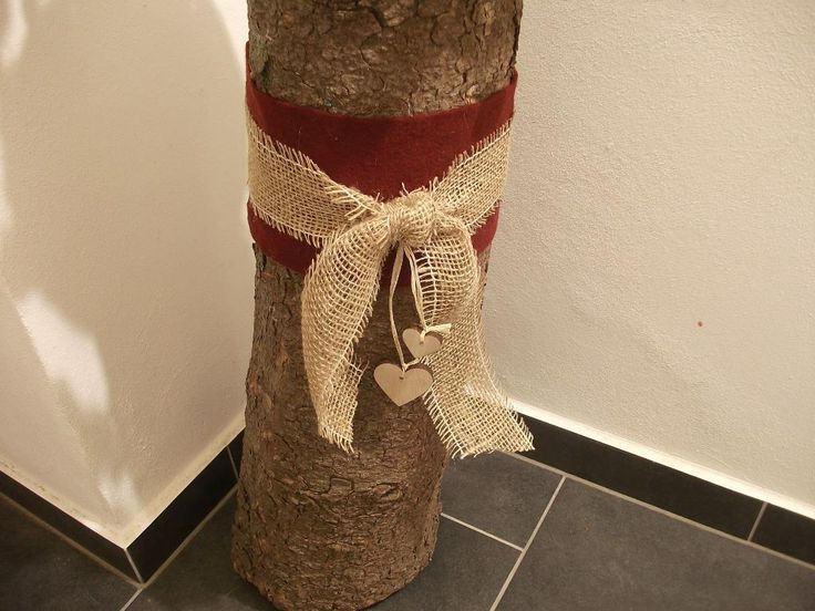 Dekostamm, Holzstamm, Baumstamm in Nordrhein-Westfalen - Lippetal | Dekoration gebraucht kaufen | eBay Kleinanzeigen