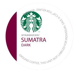 Sumatra Coffee by Starbucks® - Keurig.com