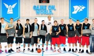 Dirk Nowitzki joins Nike+ Basketball Berlin 5 on 5
