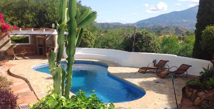 Bij La Careza de Mijas geniet ik van het geluid van de stilte! http://www.elizawashere.nl/spanje/andalusie/mijas/la_careza_de_mijas.htm
