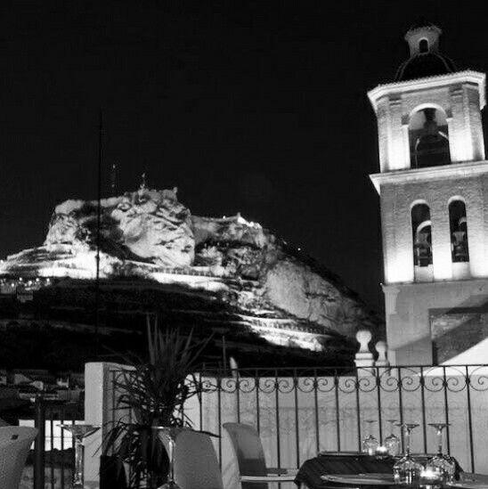#alicante #santabarbara #travel #viajes