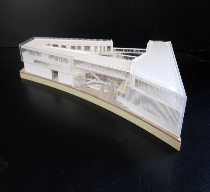 25 best ideas about maquette architecture on pinterest for Maquette d architecture