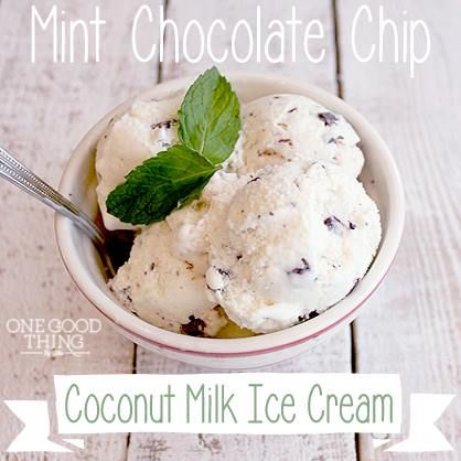 How To Make Mint Choc Chip Coconut Milk Ice Cream (Dairy Free)	►►	http://herbs-info.com/blog/how-to-make-mint-choc-chip-coconut-milk-ice-cream-dairy-free/?i=p