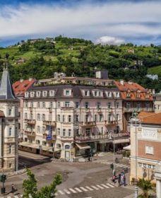 Hotel Europa Splendid | Merano | ville de thermes | Tyrol du Sud | Italie