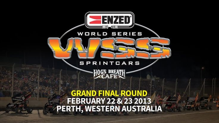 12/13 ENZED World Series Sprintcars Presented By Hog's Breath Cafe Round 12 (Perth, WA) Tops
