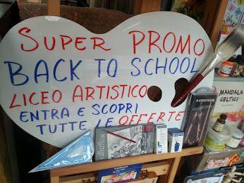 Super PROMO #backtoschool   Liceo Artistico Scopri tutte le offerte e le promozioni riservate ai ragazzi del De Nittis e Pascali  #colouracademy   #fineart   #bari   #2k16   #schoool   #offers   #art