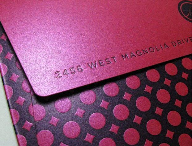 Modelos de convites para casamento: sofisticados, modernos e de luxo