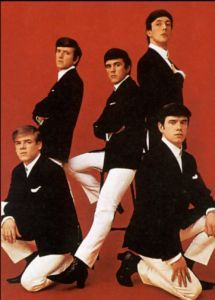 "The Dave Clark Five:  One of the ""Big Three"" sixties groups:  Beatles, Stones, DCF.  Watch their documentary:  fascinating!!  DC was such an innovator!"