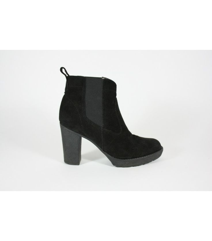 Suede Ankle Boots / 38 - WST.fi