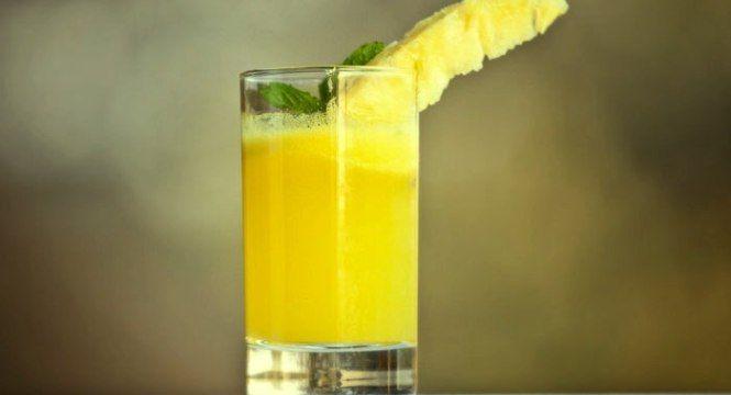 Il Succo d'Ananas scioglie il Muco 5 volte più veloce dello Sciroppo!