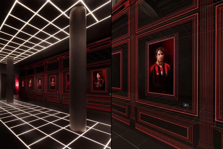 Casa Milan by Fabio Novembre Milan Italy 07 Casa Milan by Fabio Novembre, Milan   Italy
