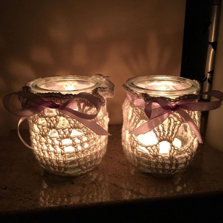 creativecrochet00 Lampiony ze słoiczków po jogurcie z biedronki #creative #crochet #crocheting #crochetaddict #crochetlove #crocheted #crochetersofinstagram #hobby #handmade #homemade #homedecor #pasja #jogurt #biedronka #virka #hekle #kordonek #kordoneknowosolski #szydełko #szydełkowanie #light #lantern #candle #white #photooftheday