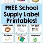 School+Supply+Labels+~+Free+Printables
