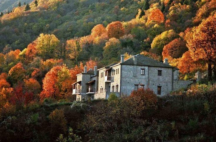 Σκέτη μαγεία: 5 γραφικά χωριά της Ελλάδας που πρέπει να επισκεφτείς φέτος το καλοκαίρι!
