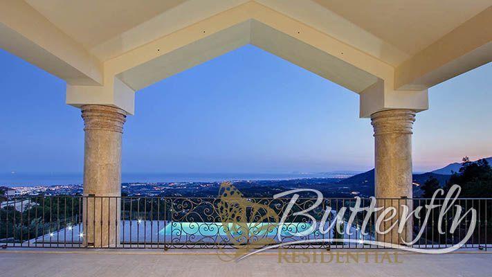 Luxury Villa for Sale in La Zagaleta, Benahavis, Costa del Sol, Spain. CLICK ON IMAGE FOR INFO & PRICE.