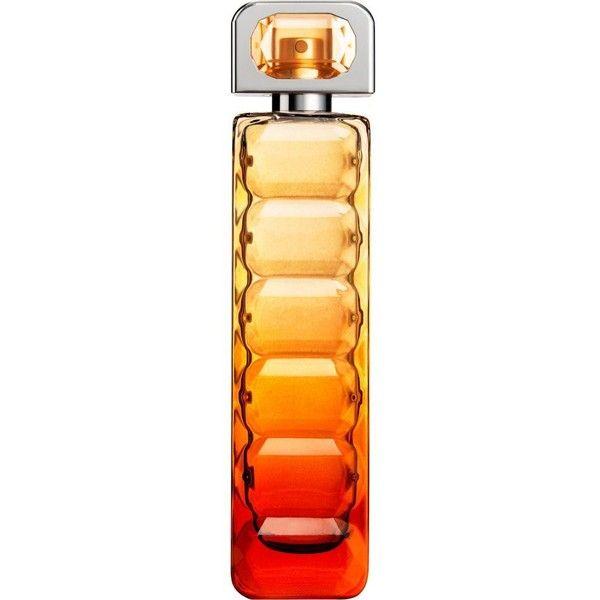 HUGO BOSS BOSS Orange Sunset eau de toilette found on Polyvore featuring beauty products, fragrance, perfume, beauty, makeup, parfum, filler, perfume fragrance, eau de toilette fragrance and hugo