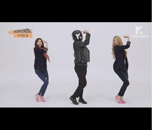 Let's Dance- Dalshabet(달샤벳) _ Someone like U(너 같은)