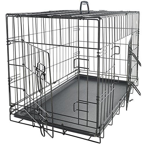 A repurposed crib dog crate is a great way to take care of your dog while adding beauty to your home! This step by step tutorial will show you how to do this.