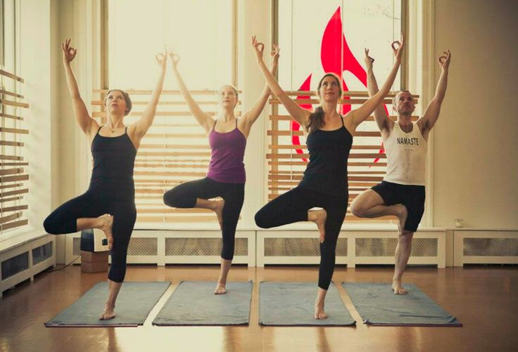 Moksha Yoga: The Canadian hot yoga studio you're about to see everywhere