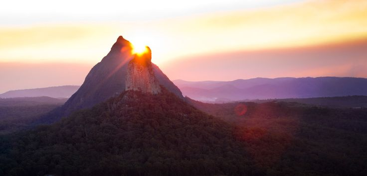 Image result for glasshouse mountains