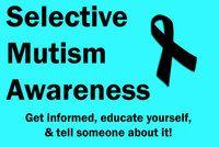 Selective Mutism Awareness - Chicago, Illinois