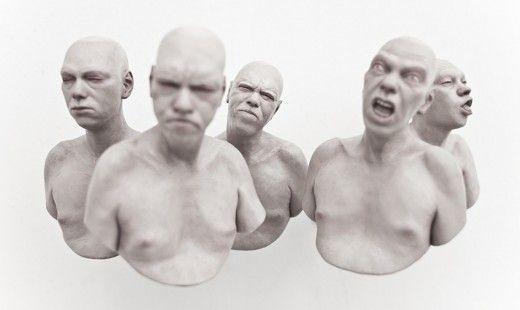 Richard Stipl - Futile Attempt IV | Galerie Dukan