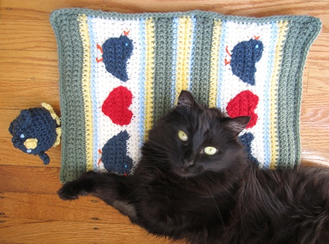 18 best images about Crochet cat toy on Pinterest Free ...