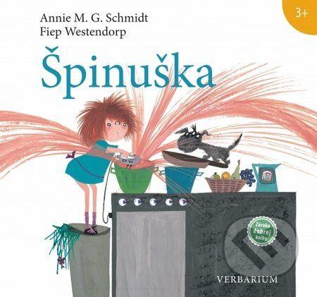 Špinuška (Annie M.G.Schmidt, Fiep Westendorp), age: 3+ Martinus.sk > Knihy: Špinuška (Annie M.G.Schmidt, Fiep Westendorp)