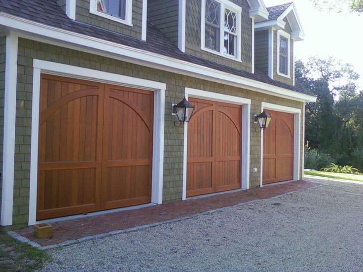 18 best Garage Doors images on Pinterest | Wood garage doors, Wooden ...